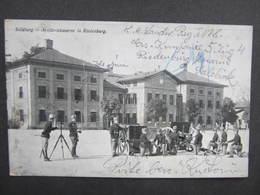 AK SALZBURG RIEDENBURG Kaserne 1915//  D*30021 - Salzburg Stadt