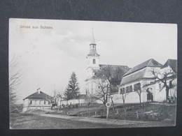 AK SCHAAS Saes 1911 //  D*30038 - Romania