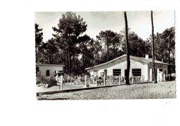 """Cpm - 33 - LONGARISSE P. LACANAU MEDOC - """" La Joie De Vivre - Centre Familial Club De France 1960 Porte Menu  Cuisinier - France"""