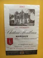 6897 -  Château Montlbrun 1987 Margaux - Bordeaux
