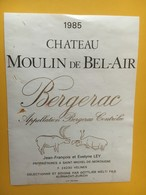 6903 -  Château Moulin De Bel-Air 1985 - Bergerac