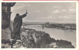 Ungarn / Magyar  Budapest  Aussicht Vom Blocksberg Um 1930 - Ungarn