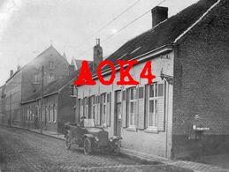 INGELMUNSTER Kasteel 1918 Generalkommando Gardekorps Weststraat Duitse Bezetting Flandern Ypern Oldtimer LKW - Ingelmunster