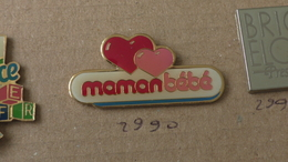 MAMAN BEBE - Pin's