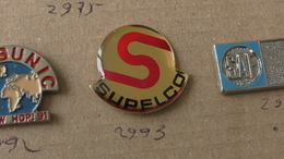 SUPELCO - Pin's