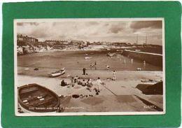 CULLERCOATS BAY - TYNE 'N' WEAR - WITH WITLEY BAY -CPA Année 1954 état MOYEN - Inghilterra