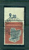 Bund, Ifraba 1953, Nr. 172 Oberrand, Vollstempel - BRD