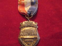 Musique/Petite Médaille Pendante/Competition Festival/National School Orchestra/Topeka/Kansas/USA/1941        PART266 - Altri Oggetti