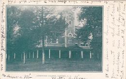 GAFFNEY, South Carolina, PU-1906; Limestone College - Vereinigte Staaten