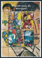 ** 1999 Picasso Festmények Kisív Mi 1907-1910 - Stamps