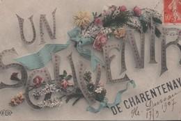 CHARENTENAY - Un Souvenir - - France
