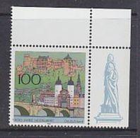 Germany 1996 800J. Heidelberg 1v  ** Mnh (GERM201M) - Unused Stamps