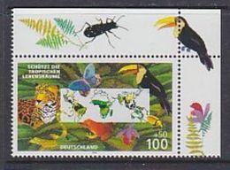 Germany 1996 Schützt Die Tropischen Lebensräume 1v  ** Mnh (GERM201N) - [7] Repubblica Federale