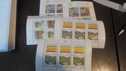 PORTUGAL MNH SHEETS - Briefmarken