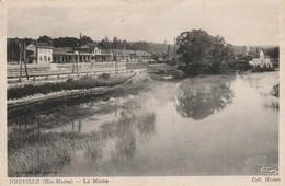 Haute Marne : JOINVILLE  : La Marne Et La Gare - Joinville