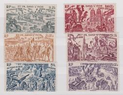 INDE PA   YT N° 11-16 * - India (1892-1954)