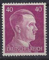 Germany 1941-44  Adolf Hitler  (*) MNG  Mi.795 - Alemania
