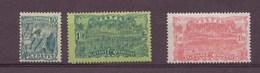 Guyane N° 106 à 108** - Guyane Française (1886-1949)