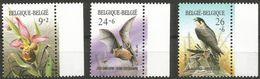 Belgium - 1987 Birds MNH **    Sc B1060-2 - Belgium