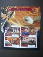 Mars Space. Raumfahrt. Espace # Maldives # 2015 Used S/s # - Space