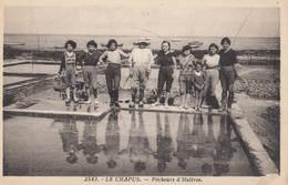 LE CHAPUS: Pêcheurs D'Huîtres - France