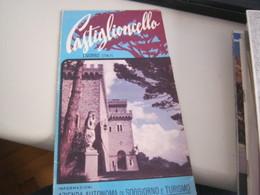 DEPLIANT CASTIGLIONCELLO - Dépliants Turistici