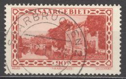 Saargebiet 160 O Geprüft Ney VP - 1920-35 Saargebiet – Abstimmungsgebiet
