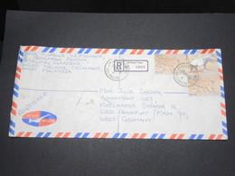 MALAISIE - Enveloppe En Recommandé De Kelang Pour L 'Allemagne En 1986 - L 13217 - Malaysia (1964-...)