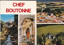 79-----RARE---CHEF-BOUTONNE--multivues--voir 2 Scans - Chef Boutonne