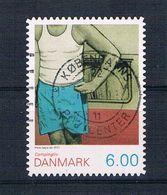 Dänemark 2011 Mi.Nr. 1640 Gestempelt - Used Stamps