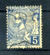 1891 MONACO N.13 USATO - Monaco
