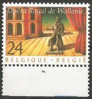 Belgium - 1987 Walloon Opera MNH **    Sc 1270 - Belgium