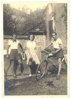 Photo Amateur Jeunes Gens, Vélo - Cyclisme