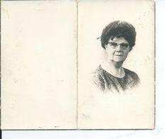 B.P. FOTO  HANSBEKE  DE SUTTER ANNA 1907 - 1968 GENT - Religion & Esotericism
