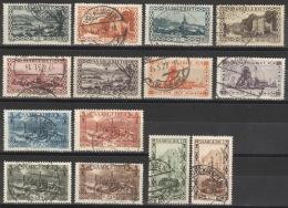 Saargebiet 108/21 O - 1920-35 Saargebiet – Abstimmungsgebiet