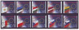 3293 / 3302 (o) - Cote 8,00 Euro (B 182) - Belgique