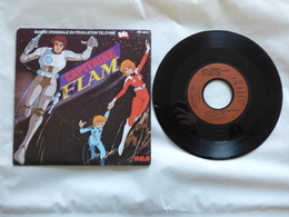 B.O.F CAPITAINE FLAM  Sous Label RCA PB8607 - Soundtracks, Film Music
