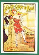 Repro Affiche - CHEMIN De FER Du NORD – SAINT-QUENTIN-PLAGE – N° 3015 - - Chemins De Fer