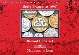 BU FRANCE EN FRANCS 1997 RARE ! - France