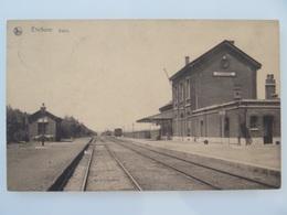 Etikhove Statie (gare,station) - Maarkedal