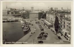 STOCKHOLM SÖDRA BLASIEHOLMSHAMNEN  1948 - Zweden