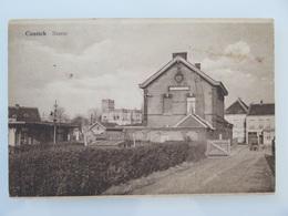 Contich Kontich Statie (gare,station) - Kontich