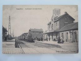 Cappellen Kapellen Aankomst Van Den Trein (Station) - Kapellen