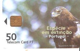 Portugal - Phonecard/ Telécarte Telecom Card / 2001 - Portogallo