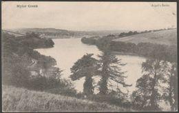 Mylor Creek, Cornwall, C.1910 - Argall's Postcard - England