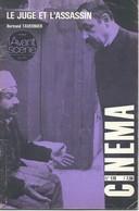 """Avant-scène Cinéma N° 170 : """"LE JUGE Et L'ASSASSIN"""" De B. Tavernier, Avec Michel Galabru Et Ph. Noiret. - Magazines"""