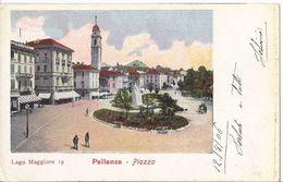 Pallanza - Piazza - Lago Maggiore - Verbania - HP1121 - Verbania