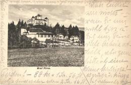 T2/T3 Mirna, Grad / Castle  (EK) - Postcards