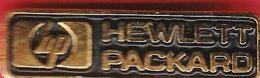 Z  830 )........HEWLETT....PACKARD - Pin's