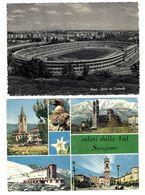 LOT  DE 44 CARTES  POSTALES  SEMI-MODERNE  DIVERS  ITALIE  N104 - Cartes Postales